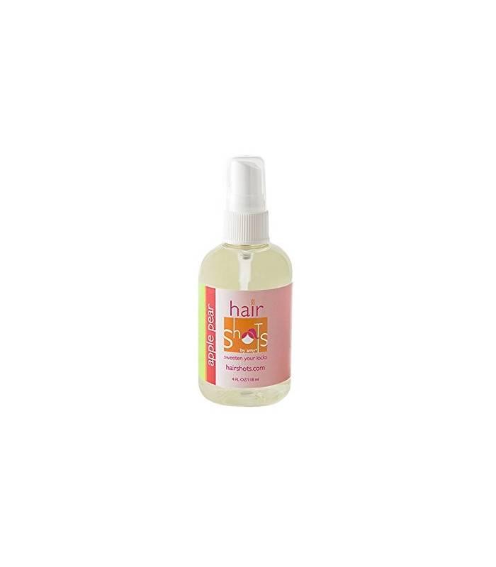 عطر موی سر هیر شاتس سیب و گلابی Hair Shots Apple Pear Perfume Quality Heat Activated