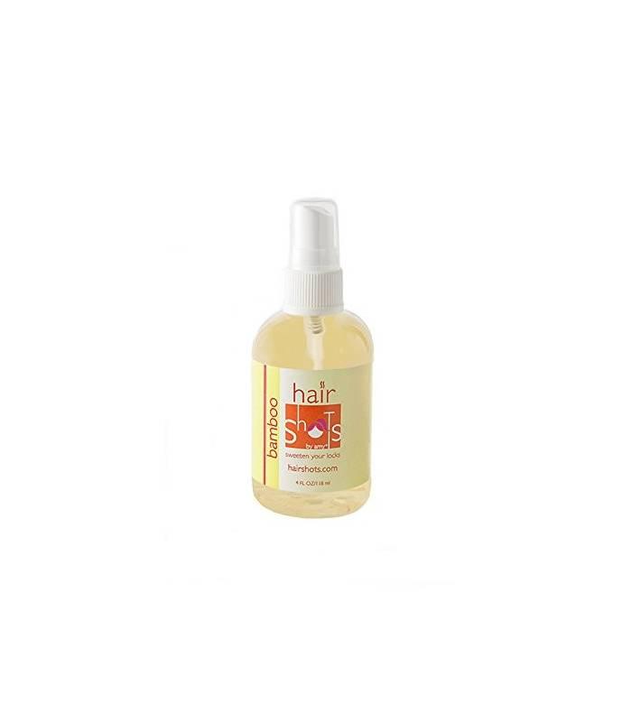 عطر موی سر هیر شاتس گیاه بامبو Hair Shots Bamboo Pefume Quality Heat Activated