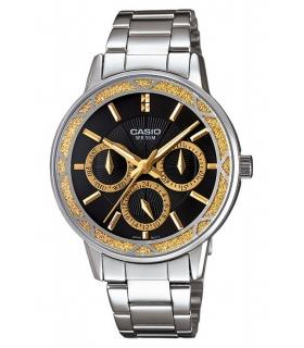 ساعت مچی عقربه ای زنانه کاسیو Casio LTP-2087D-1AVDF
