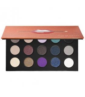 پالت رنگ میکاپ فور اور 15 تایی make up for ever 15 artist shadow palette