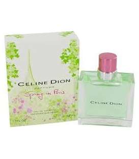 عطر زنانه سلین دیون اسپرینگ این پاریس ادوتویلت Celine Dion Spring In Paris By Celine Dion For Women edt