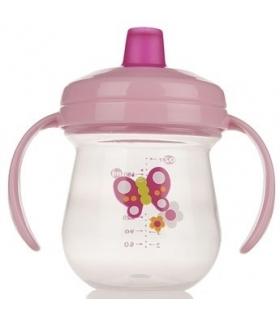 آبمیوه خوری دفرست یرز مدل پروانه The First Years The Butterfly Juice Bottle