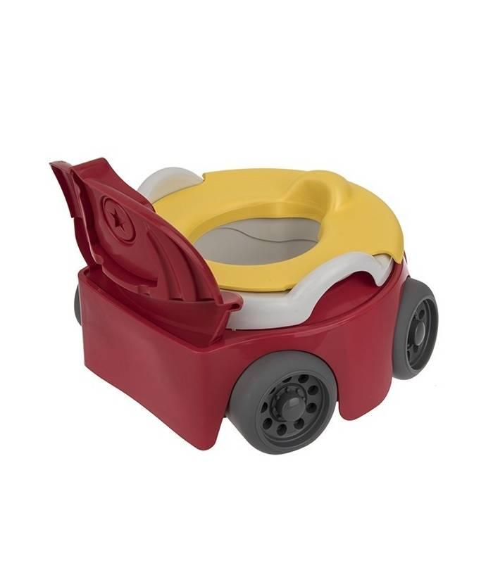 توالت فرنگی فرست یرز مدل ماشین The First Years Car Soft Wc Baby Seat
