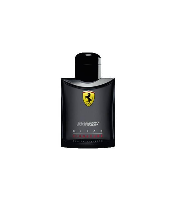 عطر مردانه فراری بلک سیگنچر Ferrari Black Signature For Men