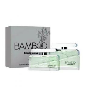 ادکلن مردانه فرانک الیوربامبو Franck Olivier Bamboo For Men