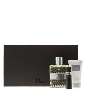 ست عطر مردانه کریستین دیور Christian Dior Eau Sauvage Men 3 Piece Limited Edition Set