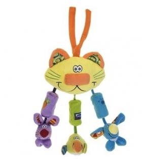 آویز پلی گرو گربه Playgro Cat Doll Pendant