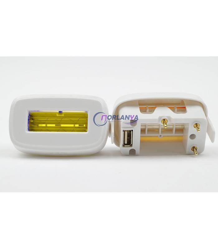 لیزر موی بدن نورلانیا norlanya professional ipl hair removal system - home and salon