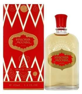 عطر زنانه موسکو رد Red Moscow Krasnaya Moskva Novaya Zarya for women