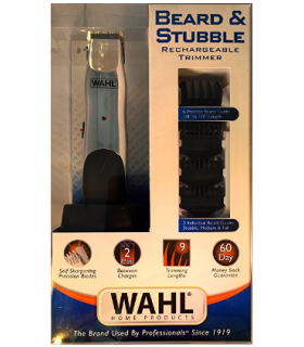 ماشین اصلاح وال مدل wahl clipper corp 9916-500 beard/moustahe trimmer