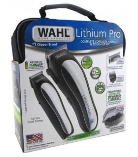 ماشین اصلاح سر و صورت وال مدل Wahl Lithium Pro Cordless With Case Model 79600-3301