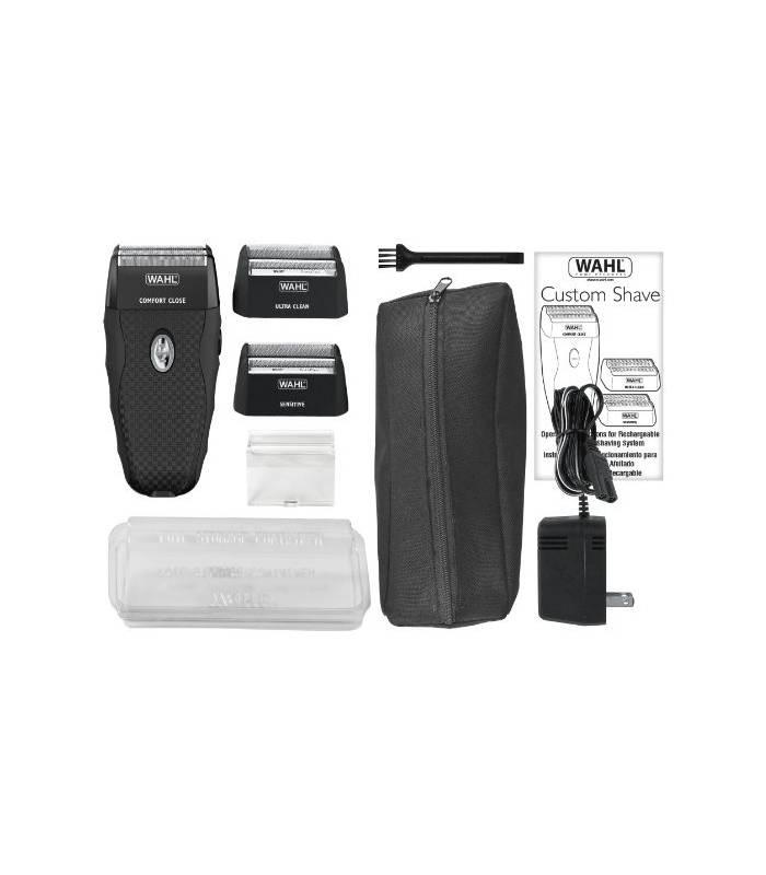 ماشین ریش تراش وال مدل Wahl Rechargeable Custom Shaver 7367-200