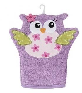 لیف حمام کارترز مدل جغد Carters Owl Bath Fiber