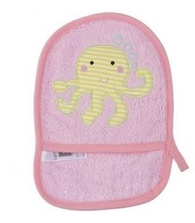 لیف حمام کارترز مدل اختاپوس Carters Octopus Bath Fiber