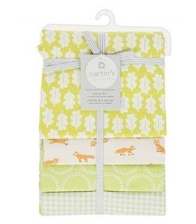 خشک کن کارترز مدل لیف و فوکس Carters Leaf and Fox Drying Towel