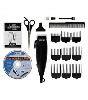 ماشین اصلاح سر و صورت وال مدل Wahl 9243-2108 Home Cut 16 Pieces Complete Haircutting Kit