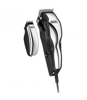 ماشین اصلاح سر و صورت وال مدل Wahl 79520-3701 Deluxe Chrome Pro Complete Haircutting Kit