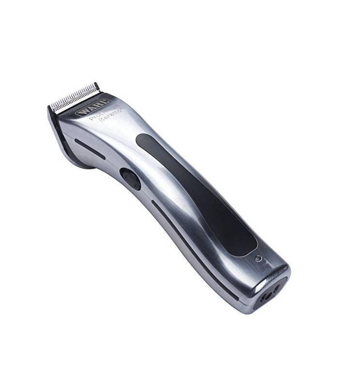 ماشین اصلاح سر و صورت وال قابل شارژ WAHL Pro-Lithium Beretto 4212-0472 Silver Professional Cordless Hair Clipper