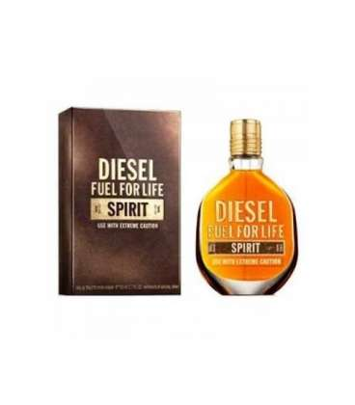 عطر مردانه دیزل فورلایف اسپیریت Diesel Fuel For Life Sprit For men