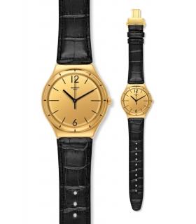 ساعت مچی عقربه ای زنانه و مردانه سواچ Swatch YWG100
