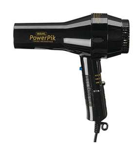 سشوار مو افرو وال مدل Wahl Afro Powerpik Hairdryer 1250W With Pik Attachment Zx052-800