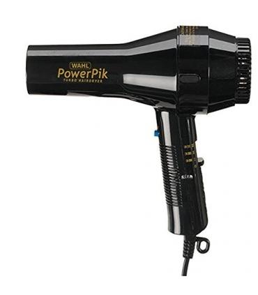 سشوار مو افرو وال مدل Wahl Afro Powerpik Hairdryer 1250W With Pik Attachment Zx052-800