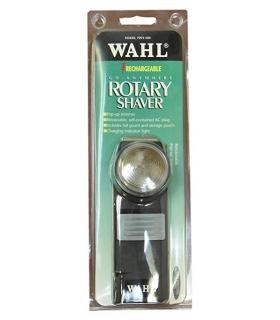 ماشین ریش تراش چرخشی وال مدل WAHL 7093-500 G0-Anywhere Rechargeable Rotary Shaver