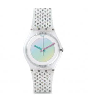 ساعت مچی عقربه ای زنانه و مردانه سواچ Swatch GE246