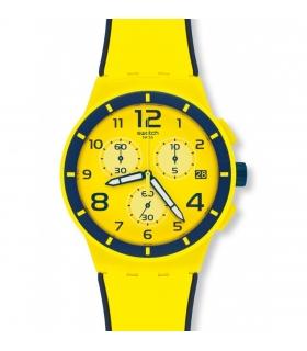 ساعت مچی عقربه ای زنانه و مردانه سواچ Swatch SUSJ401