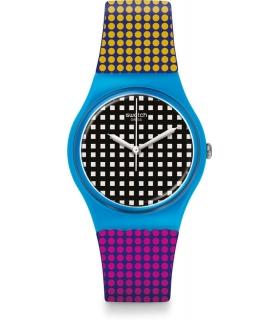 ساعت مچی عقربه ای زنانه و مردانه سواچ Swatch GS146