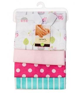 خشک کن کارترز مدل جغد و درخت Carters Owel and Tree Drying Towel