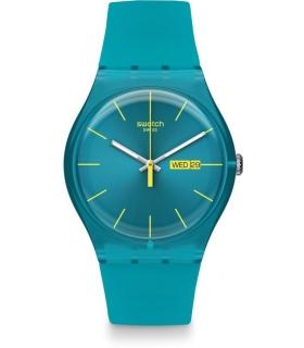 ساعت مچی عقربه ای زنانه و مردانه سواچ Swatch SUOL700