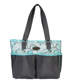 ساک لوازم کودک کالرلند طوسی Colorland 1101 diaper bag
