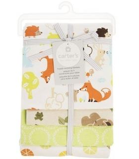 خشک کن کارترز مدل حیوانات Carters Animals Drying Towel