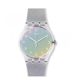 ساعت مچی عقربه ای زنانه و مردانه سواچ Swatch SUOK116