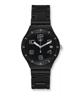 ساعت مچی عقربه ای زنانه و مردانه سواچ Swatch YGB4008AG