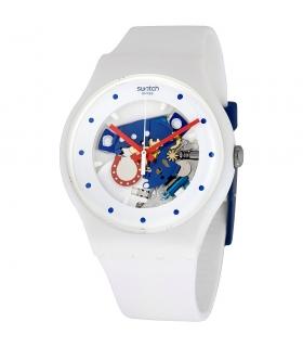 ساعت مچی عقربه ای زنانه و مردانه سواچ Swatch SUOW129