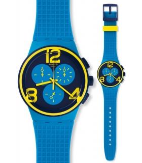 ساعت مچی عقربه ای زنانه و مردانه سواچ Swatch SUSS100