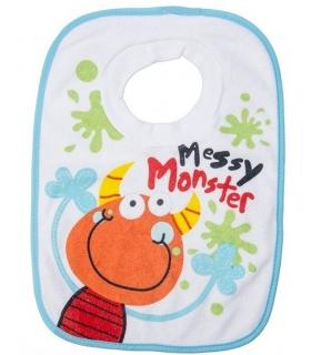 پیشبند حوله ای مدل هیولا کثیف Towel Apron Messy monster