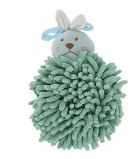 لیف حمام عروسکی مدل خرگوش Rabbit Bath Fiber