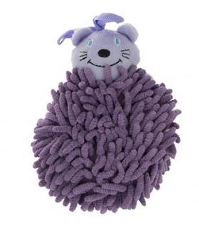 لیف حمام عروسکی مدل گربه Cat Bath Fiber