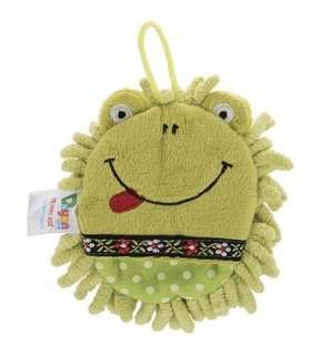 لیف حمام عروسکی مدل قورباغه Frog Bath Fiber