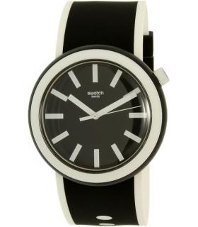 ساعت مچی عقربه ای زنانه و مردانه سواچ Swatch PNB100