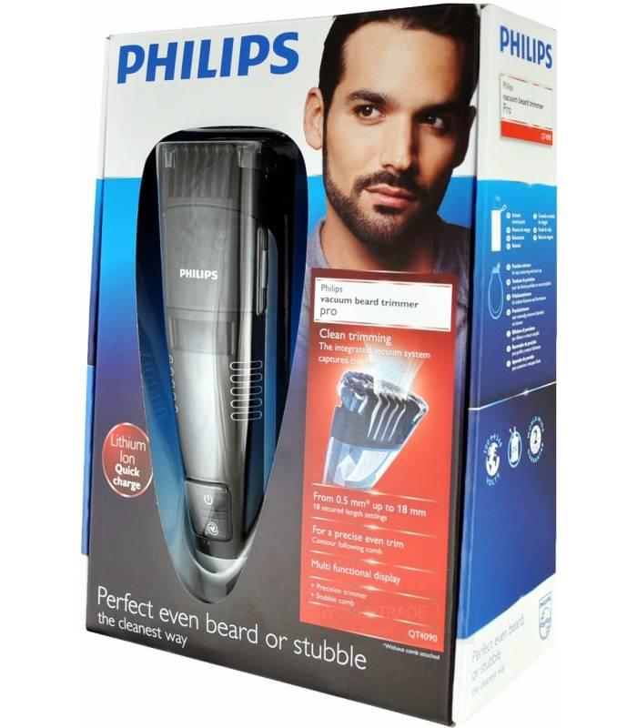 ماشین اصلاح سر و صورت فیلیپسQT4090 Hair and Beard Trimmer Philips