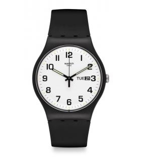 ساعت مچی عقربه ای زنانه و مردانه سواچ Swatch SUOB705