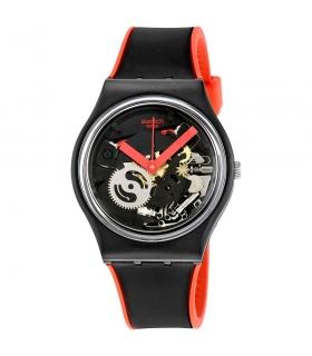 ساعت مچی عقربه ای زنانه و مردانه سواچ Swatch GB290