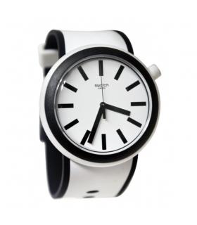 ساعت مچی عقربه ای زنانه و مردانه سواچ Swatch PNW100