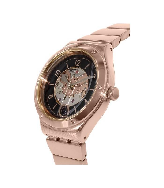 ساعت مچی عقربه ای زنانه و مردانه سواچ Swatch YAG400G