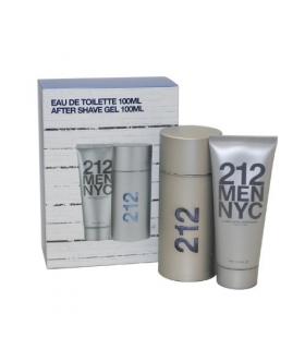 ست هدیه عطر مردانه کارولینا هررا 212 Carolina Herrera 212 Gift Set for Men