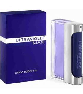 عطر و ادکلن مردانه پاکو رابان اولترا ویولت ادو تویلت Paco Rabanne Ultraviolet edt For men
